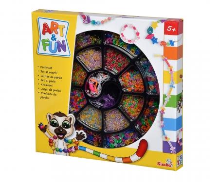 simba Art&Fun 5.000 Perline - 2 asst.
