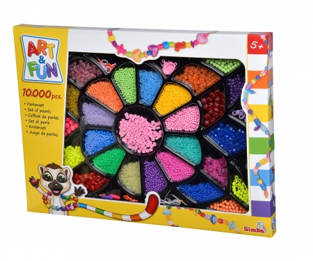 simba Art & Fun Bead Gift Set