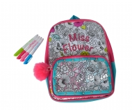 simba CMM Glitter Couture Back Pack