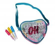 simba Color Me Mine Swap Heart Bag