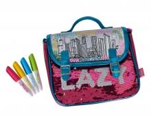 simba Color Me Mine Swap Briefcase