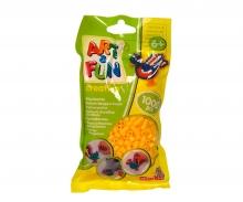 simba Art & Fun 1.000 Bügelperlen im Beutel gelb