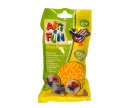 simba Art & Fun 1.000 Ironing Beads in Bag yellow