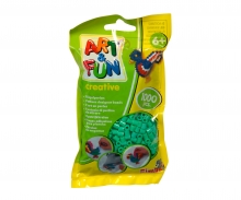 simba Art & Fun 1.000 Bügelperlen im Beutel grün