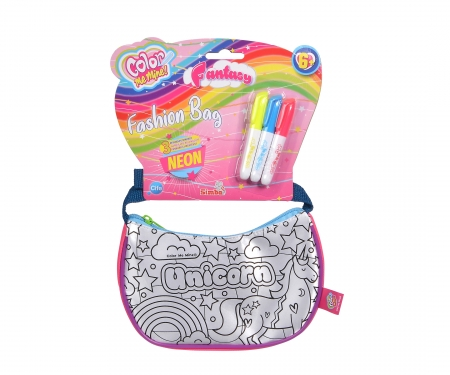simba Color Me Mine Fantasy Fashion Bag