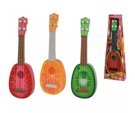 simba My Music World Fruit Ukulele, 4-ass.