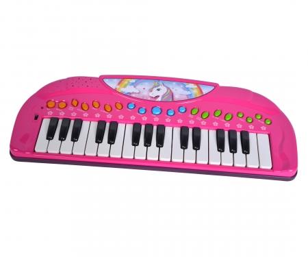simba My Music World Unicorn Keyboard