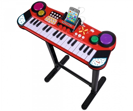 simba Plug & Play Standing Keyboard