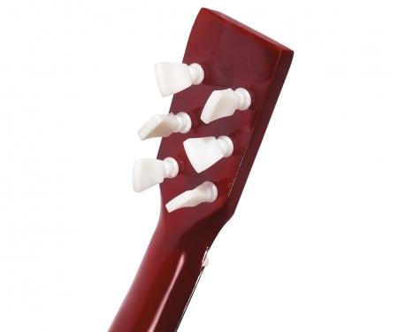simba My Music World Wooden Guitar, 3-ass.