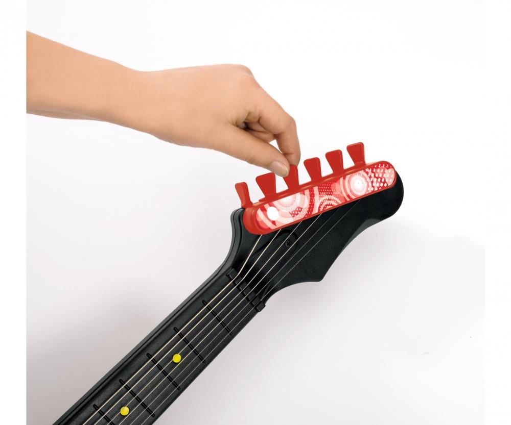 Musik & Instrumente My Music World Gitarre Mit Standmikrofon 70-130 Cm Simba 106833223
