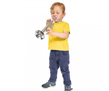 simba My Music World Trompete verchromt