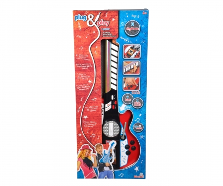 simba My Music World I-Light Guitar