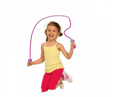 simba Minnie Jumprope with Pom Pom