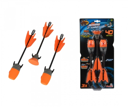 simba X-Power Air Storm Spare Darts