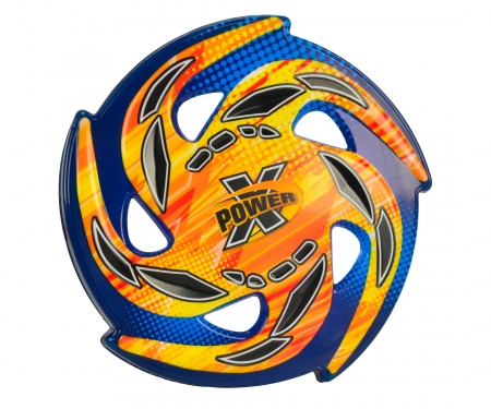 simba X-Power Soft Flying Disc, 3-ass.