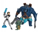 simba Trollhunter, 3 pcs Figurine Set, Jim