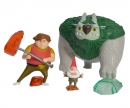 simba Trollhunter, 3 pcs Figurine Set, Toby