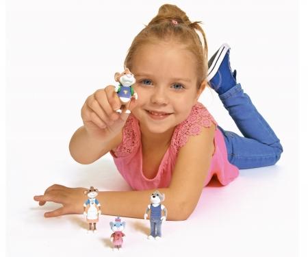simba LEO Figure Set Family