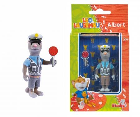 simba LEO Figure Albert