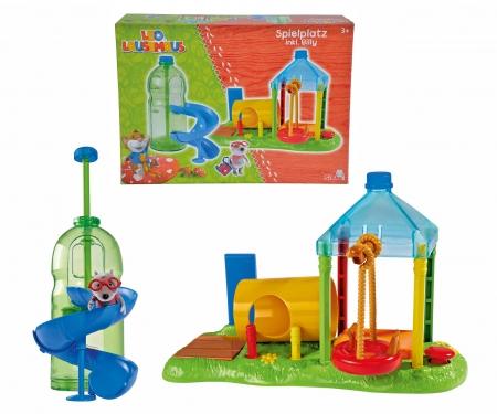 simba LEO Playground with Billy