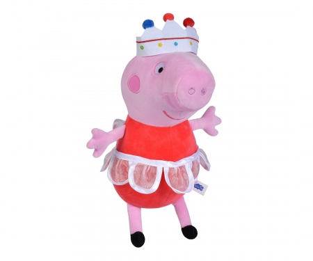 simba Peppa Pig Plush Costumfriends, 4-ass.