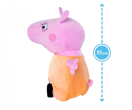 simba Peppa Pig Plush Mother Wutz, 35cm