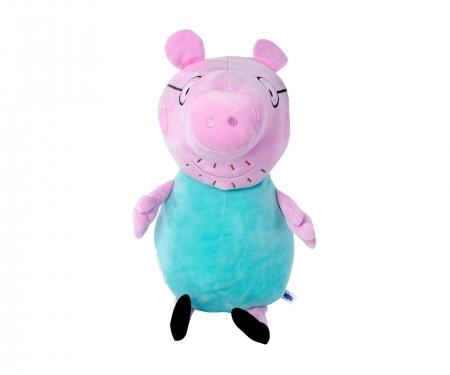 simba Peppa Pig Plush Papa Wutz, 37cm