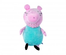 simba Peppa Pig Plüsch Papa Wutz, 37cm