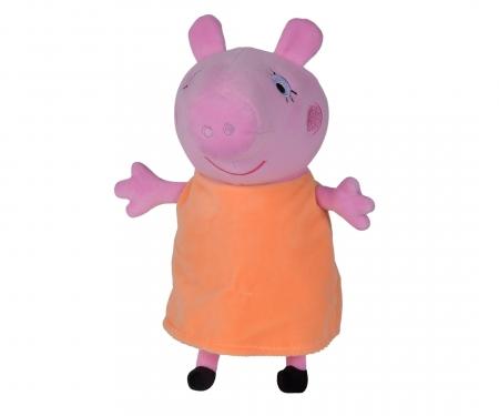 simba Peppa Pig 4 pcs. Familyset in Car