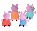 simba Peppa Pig Plush small, 4-ass.