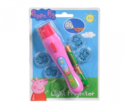 simba Linterna proyector Peppa Pig