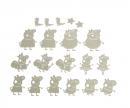 simba Peppa Pig GID Set