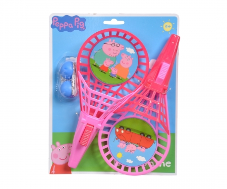 simba Peppa Pig Catch Ball Game