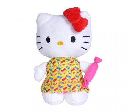 simba Hello Kitty Plush, 20cm, 4-ass.