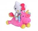 simba Hello Kitty Einhorn Konturplüsch, 25cm
