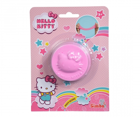 simba Hello Kitty Stretch Schleim, 3-sort.