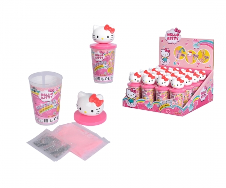 simba Hello Kitty Shake+Make Schleim