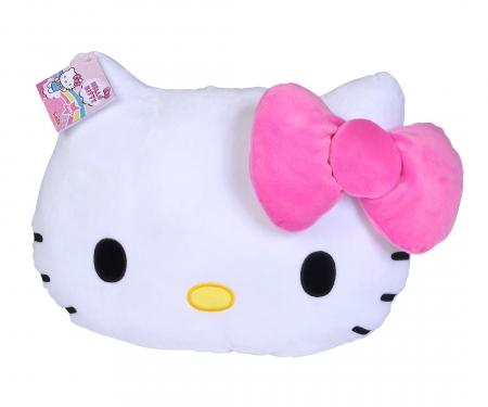 simba Hello Kitty Soft Plush Cushion, 35cm