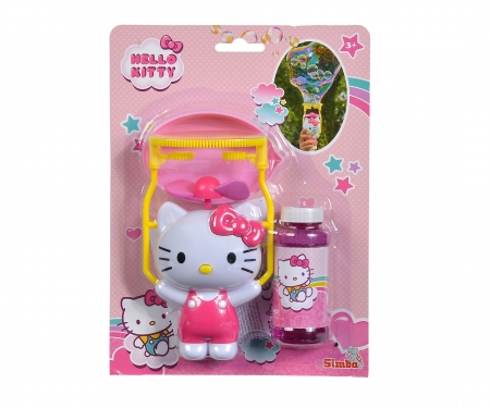 simba Hello Kitty Bubble Fan