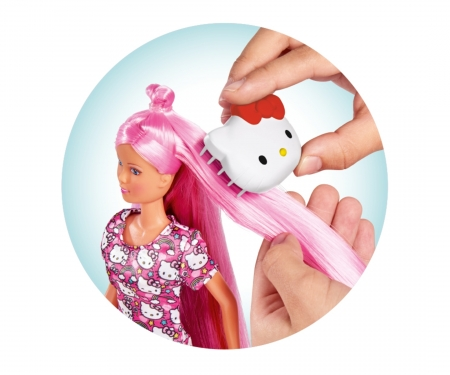 simba Hello Kitty Steffi LOVE Hairplay