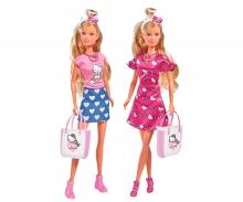 simba Steffi Love Hello Kitty Fashion Set