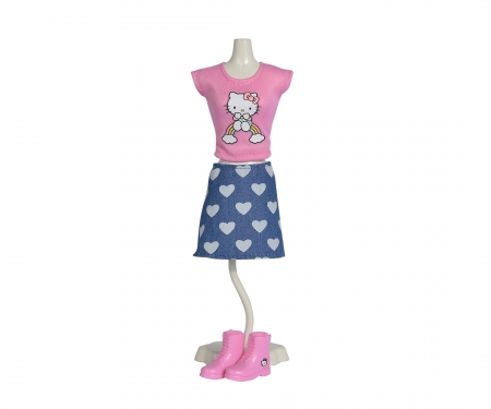 simba Hello Kitty Steffi LOVE Fashion Set