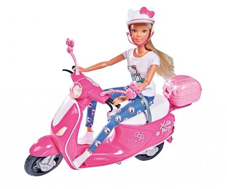 simba Hello Kitty Steffi LOVE Scooter