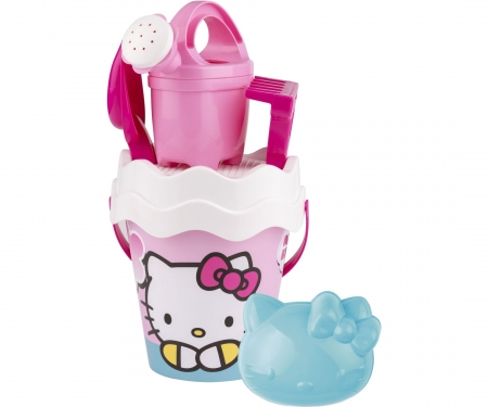 simba Hello Kitty Bucket Set