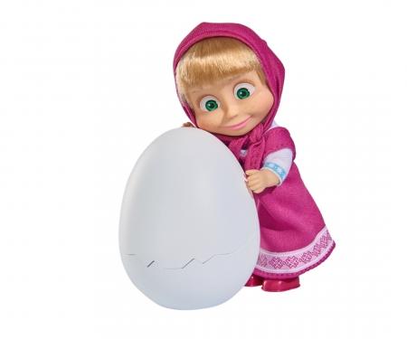simba Masha Penguin in egg