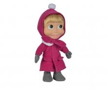 simba Masha Bambola Inverno cm.23