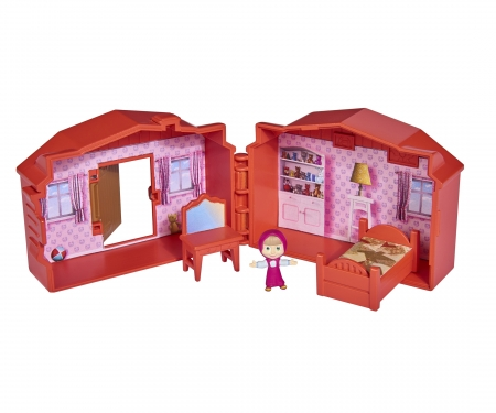 simba Masha Play Set, 2-ass.