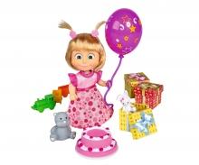 simba Masha Geburtstags-Set
