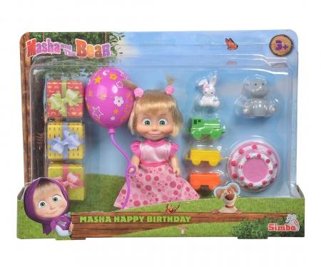 simba Masha Birthday Set