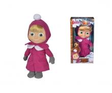 simba Masha Soft Bodied Doll, 40cm
